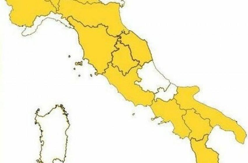 L'Abruzzo verso la 'zona bianca' da lunedi' 7 giugno