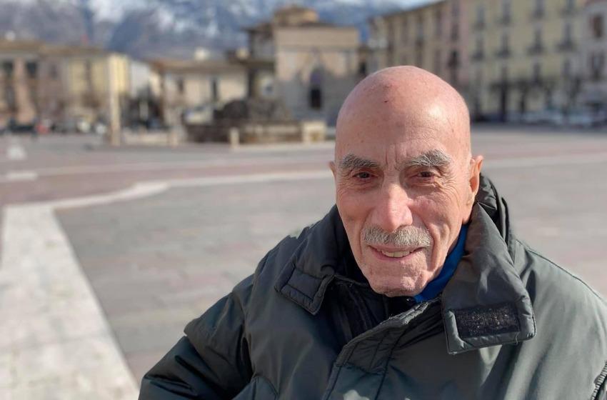 I cento anni di Giuseppe Mavestuto ultimo comandante della Brigata Maiella