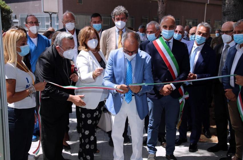 Sanità: inaugurato a Pescara il nuovo modernissimo Pronto Soccorso