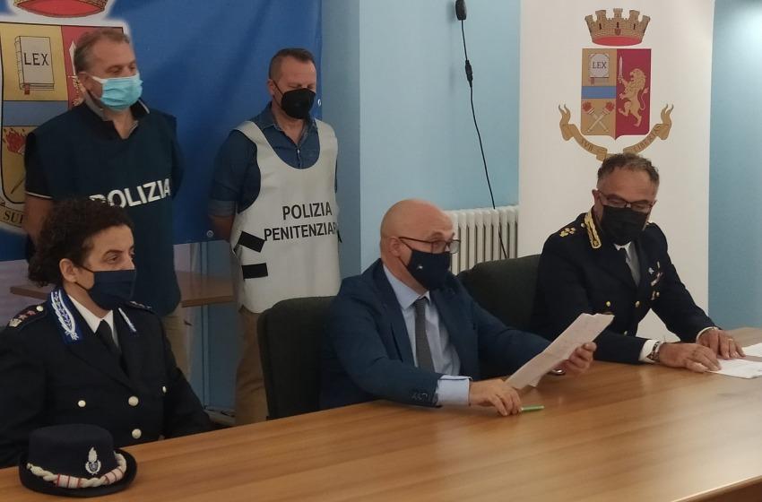 Arrestato a Cerignola il detenuto evaso da San Donato