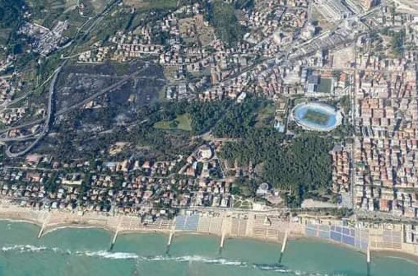 Pescara 'ferita'  il giorno dopo monta la rabbia per il disastro