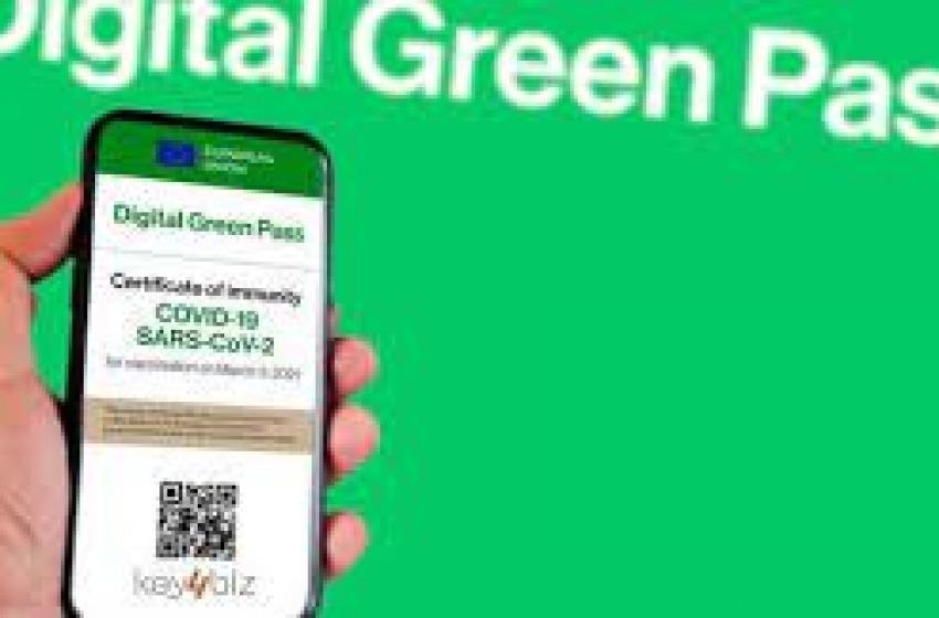 Da venerdì 6 agosto Green Pass obbligatorio