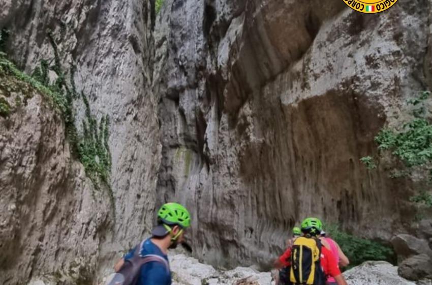 Precipita dal Corno Grande, ferito escursionista