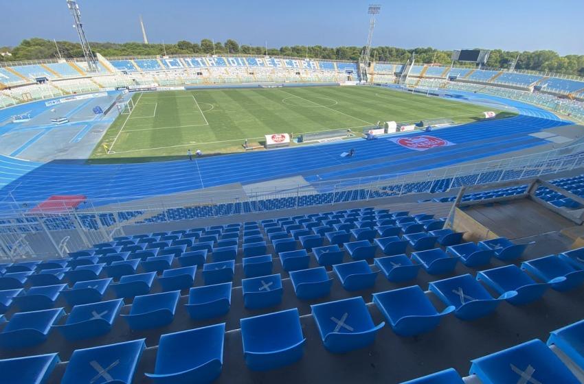 Solo un punto del Pescara capolista contro la Vis Pesaro