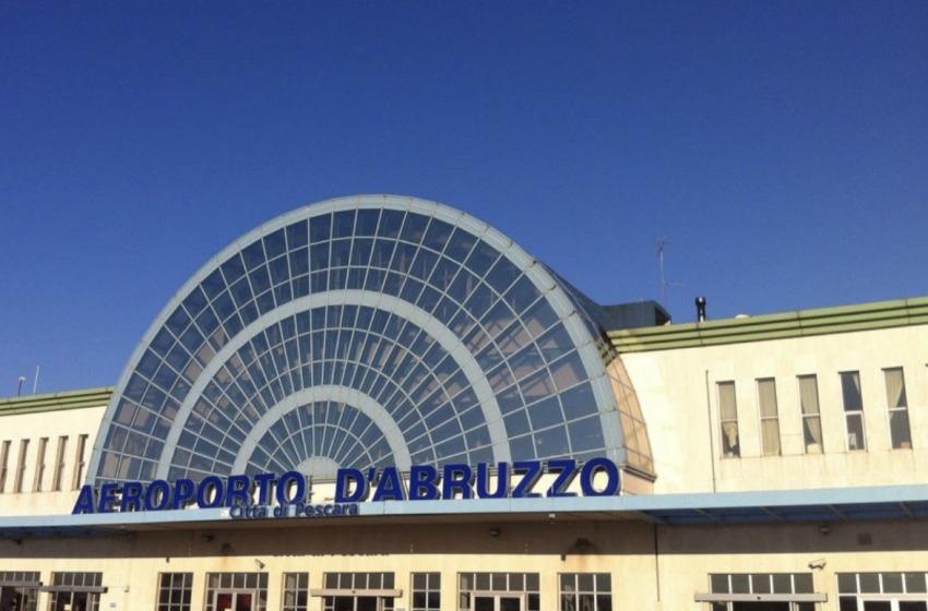 Aeroporto d'Abruzzo, tra giugno e agosto più di 164 mila passeggeri