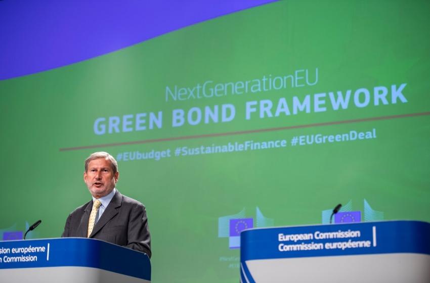 Commissione Europea: pronti 250miliardi di obbligazioni 'verdi' NextGenerationEu