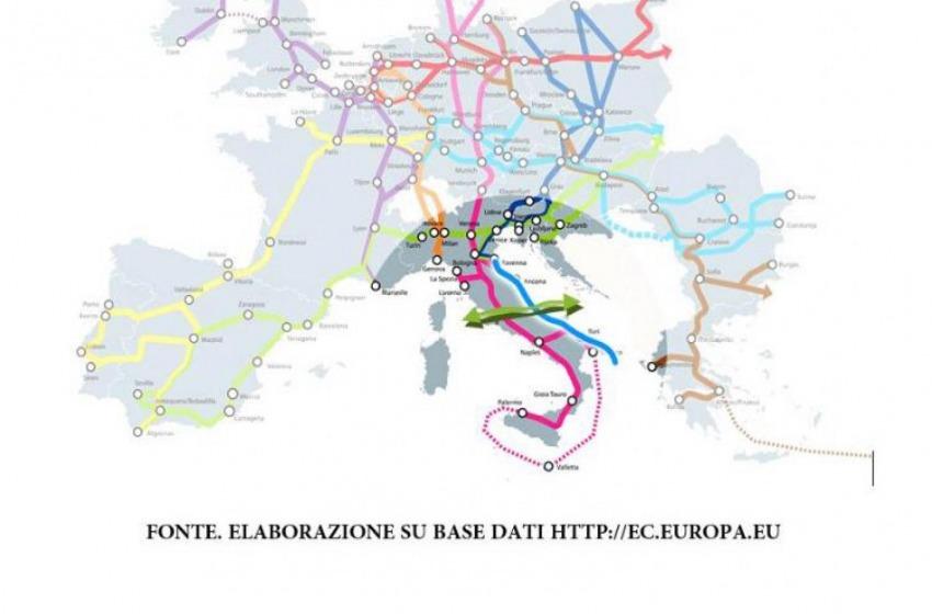 Corridoio Tirreno-Adriatico, si va verso la decisione finale