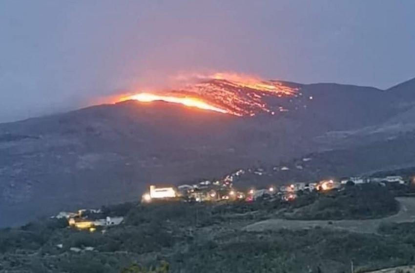 Brucia il parco della Maiella, incendio in corso da 6 giorni: si spera nella pioggia
