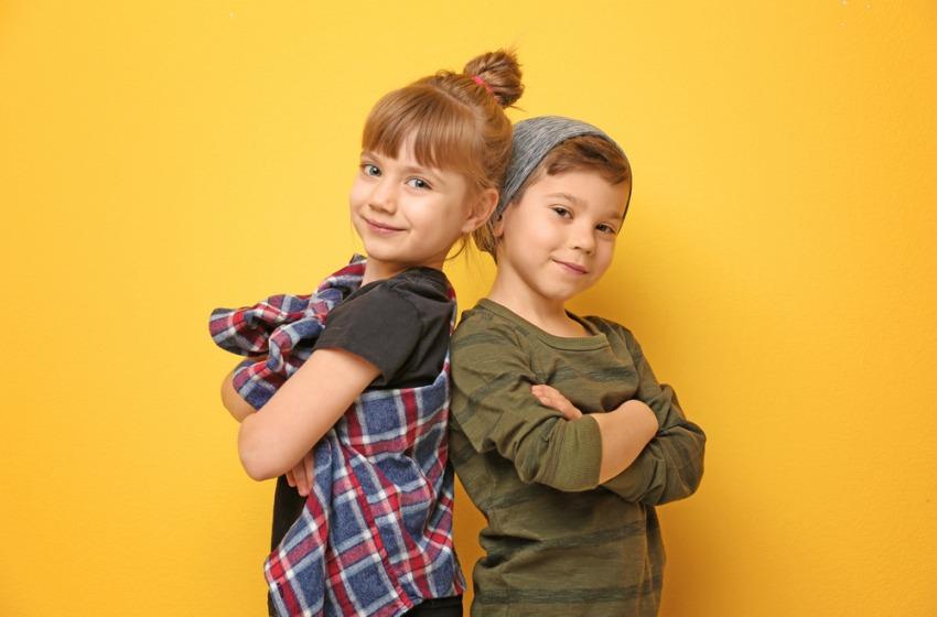 L'abbigliamento per bambini e i giubbotti: come sceglierli e con quali capi abbinarli