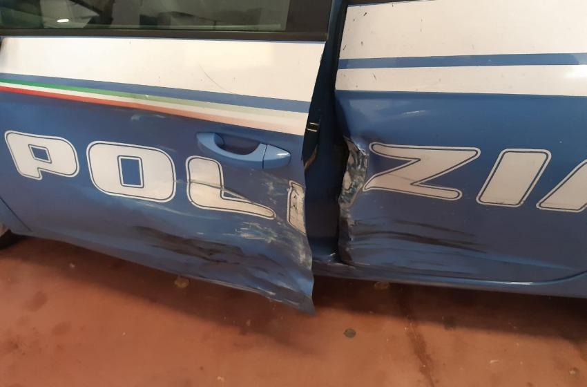 Coppia malandrina arrestata all'alba dopo una 'spaccata' con fuga da Montesilvano