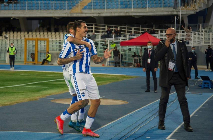 Torna alla vittoria il Pescara All'Adriatico Fermana battuta 2-1