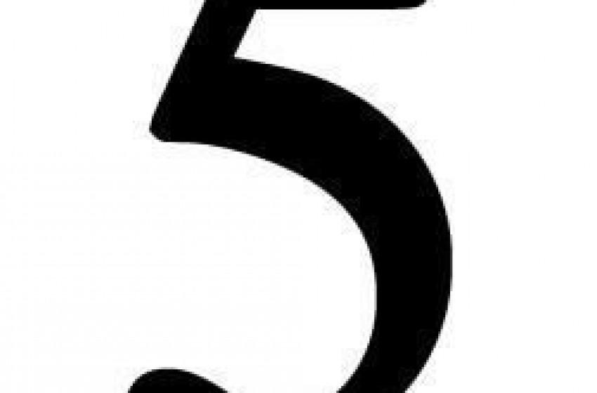 ...E Sono Cinque