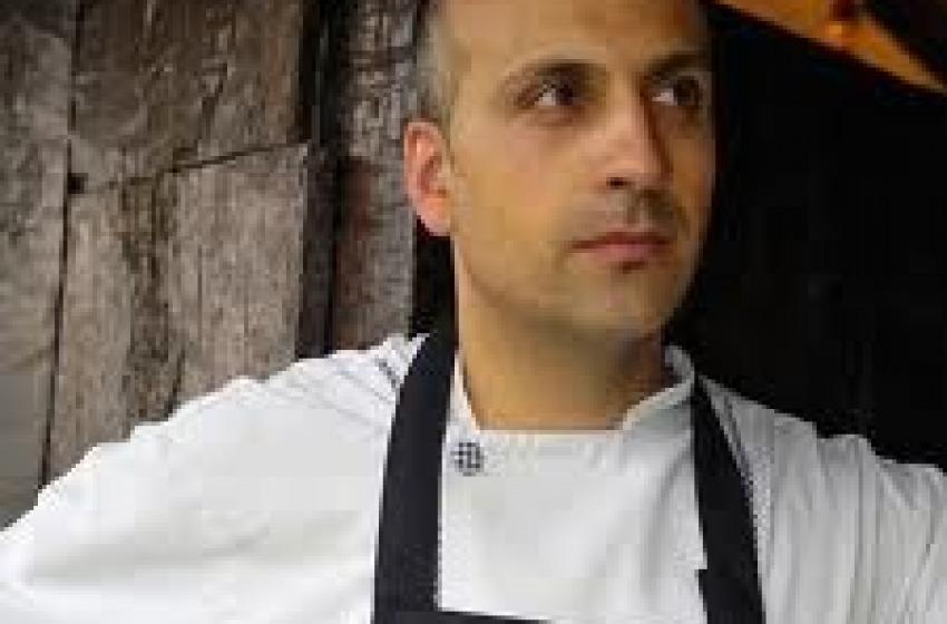 Dalla Spagna lo chef Andoni