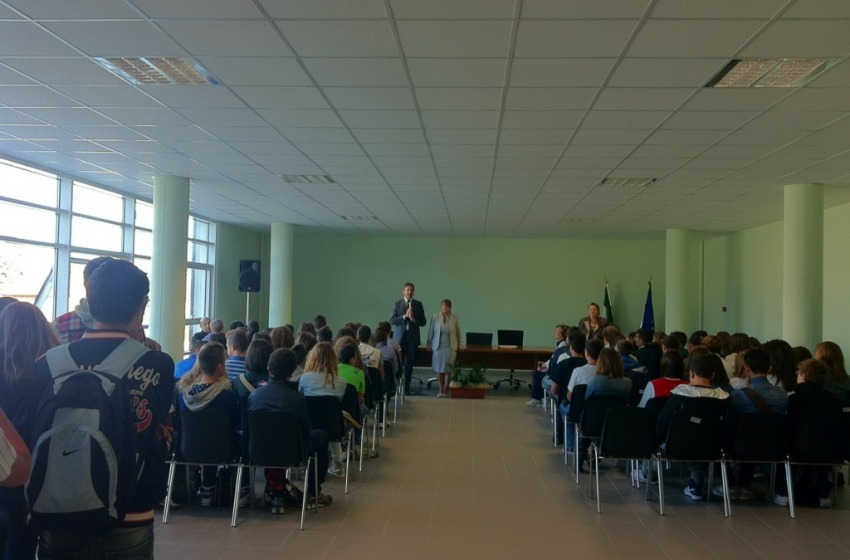 Il nuovo Liceo D'Ascanio