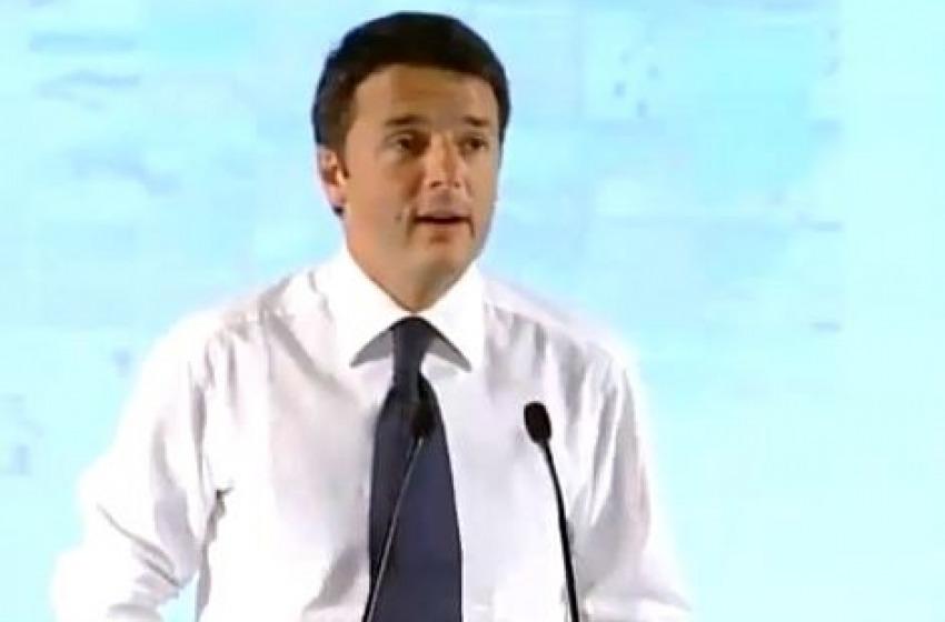 Atri. Il circolo con Renzi