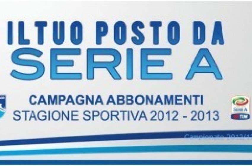 Pescara-Lazio è da sold out