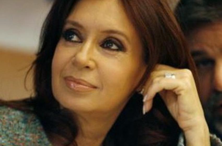 La Kirchner: «Italia depressa»