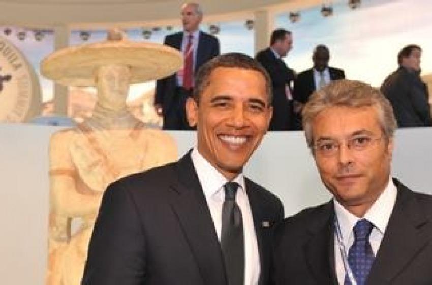 Gianni vs. Barack