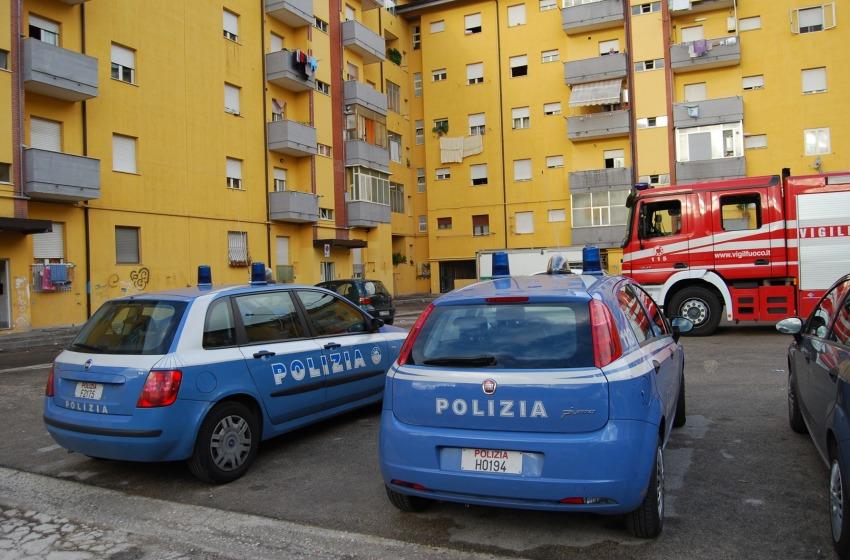 """La Polizia non molla """"il Ferro"""""""