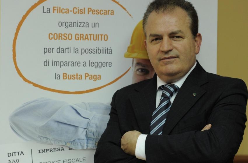 Filca-Cisl. Assemblea a Pescara