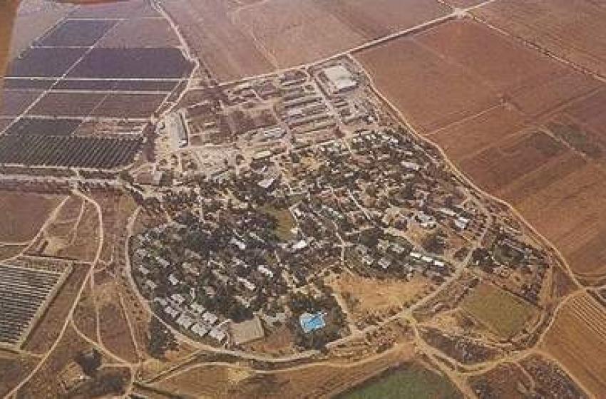 Kibbutz nei territori occupati