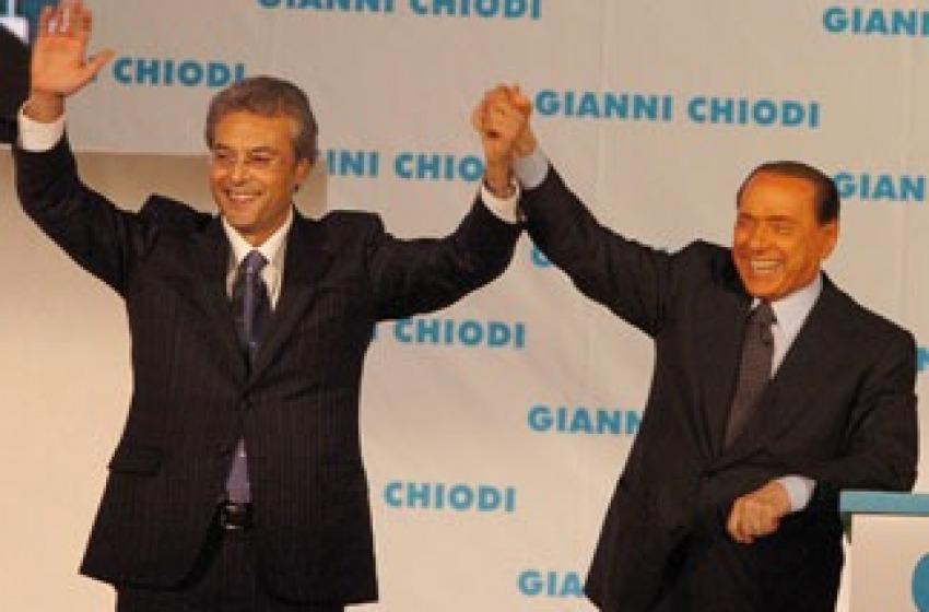 Chiodi contro Berlusconi
