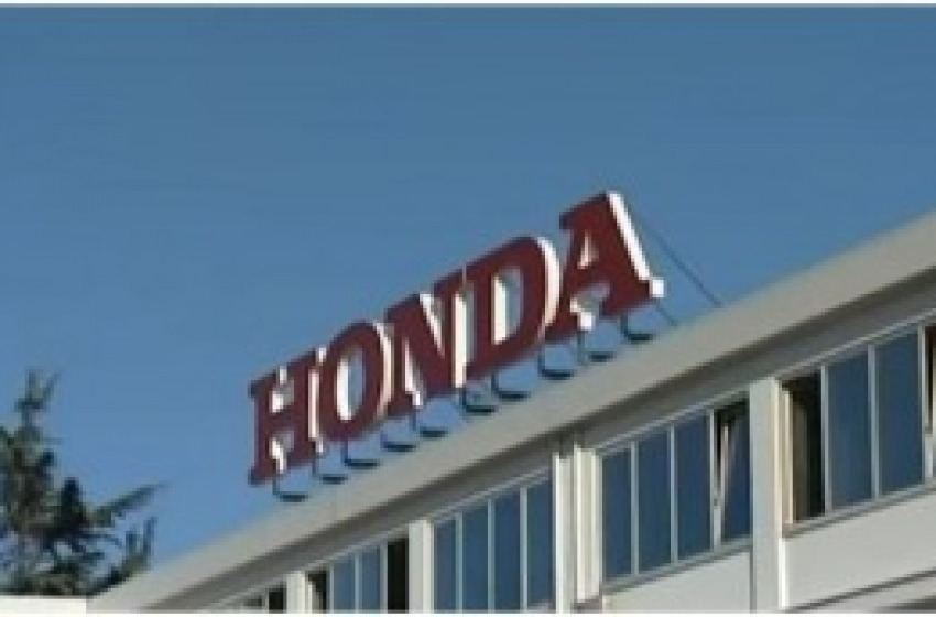 Honda: via 300 operai