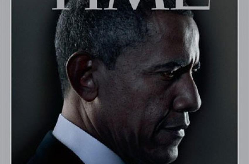 Obama uomo del'anno