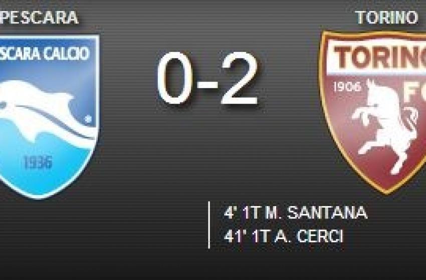 """Mazzoleni """"mata"""" il Pescara"""