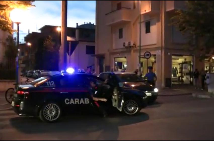 Sequestrate le auto dei rom