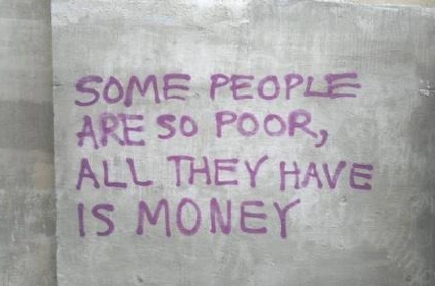Tragedia della povertà