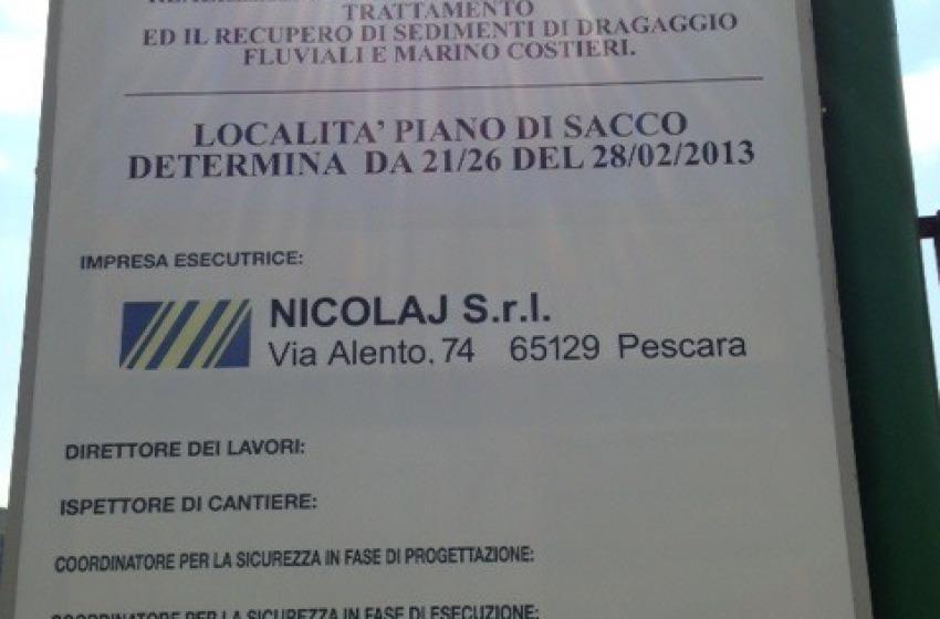 «No ai fanghi del Pescara»