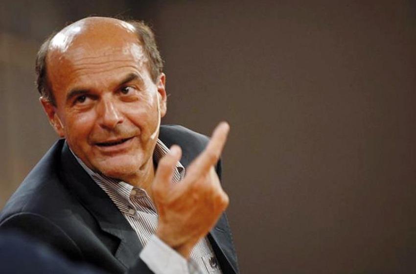 Bersani appeso a un filo