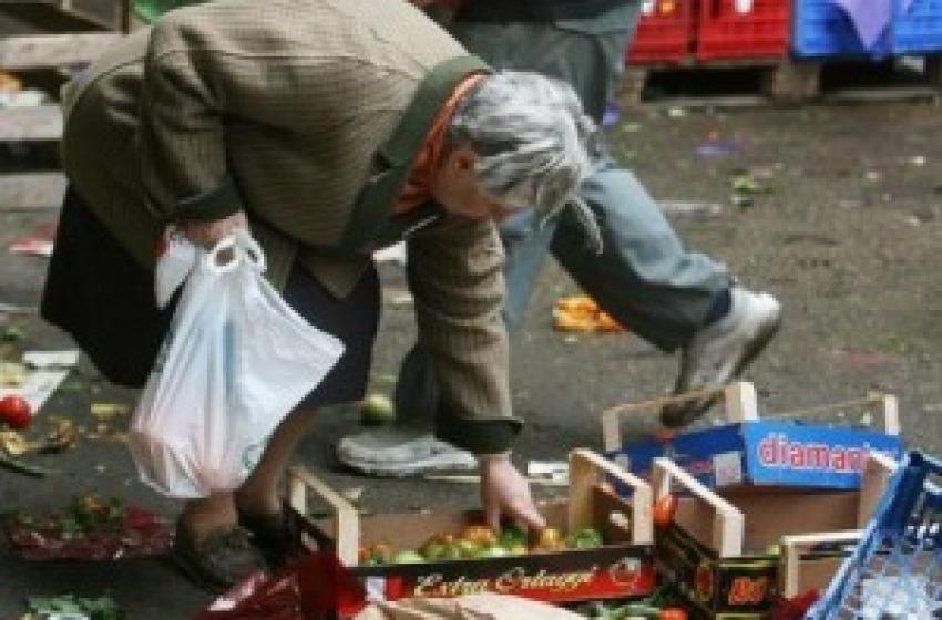 Ogni giorno 615 nuovi poveri