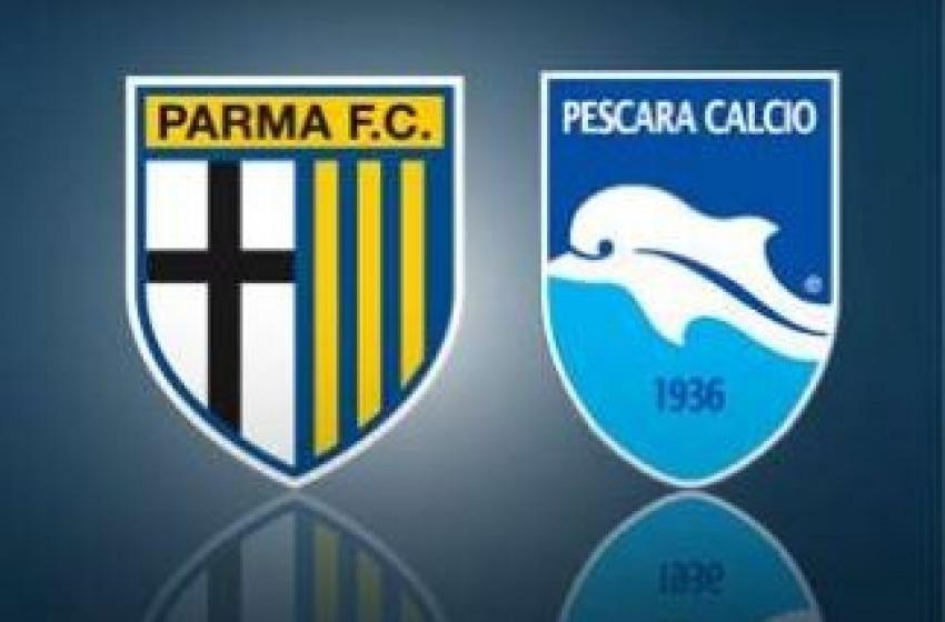 Parma-Pescara alle 15