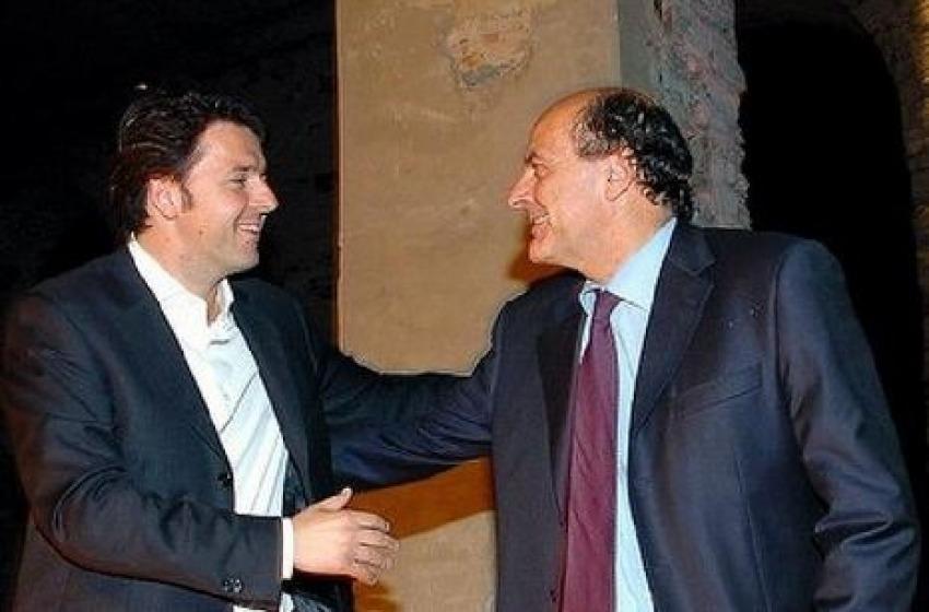 Ghiaccio Renzi-Bersani