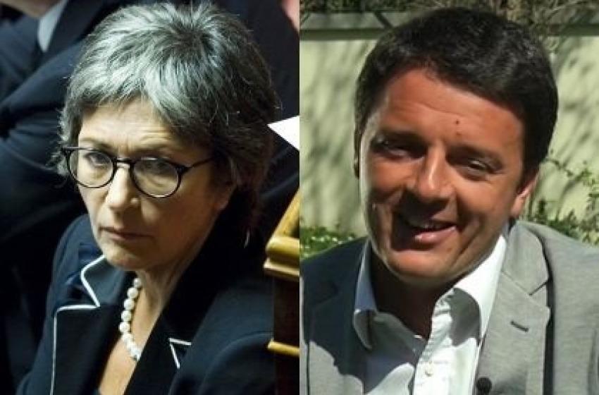 Caos Pd (Renzi vs Finocchiaro)
