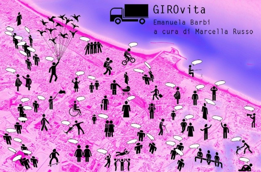 Lo studio mobile Girovita (by Emanuela Barbi)