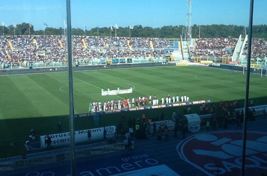 Pescara 0 Milan 4 (Live)