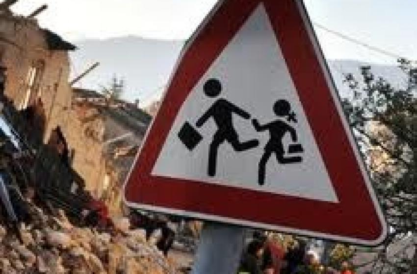 Allarme sismico c'è la Regione