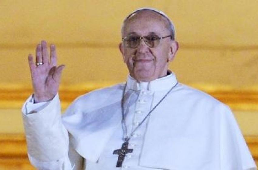 Di Primio dal Papa Francesco I