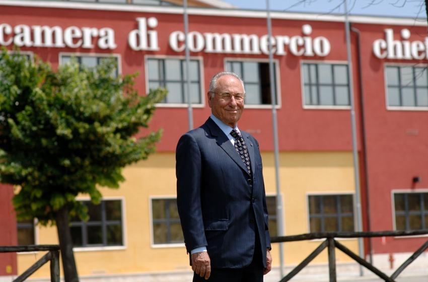 Addio Dino Di Vincenzo