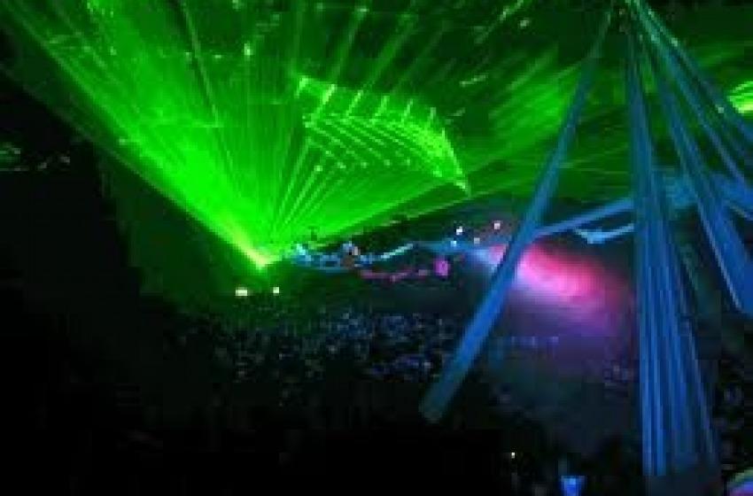 Rave party interrotto dai Cc