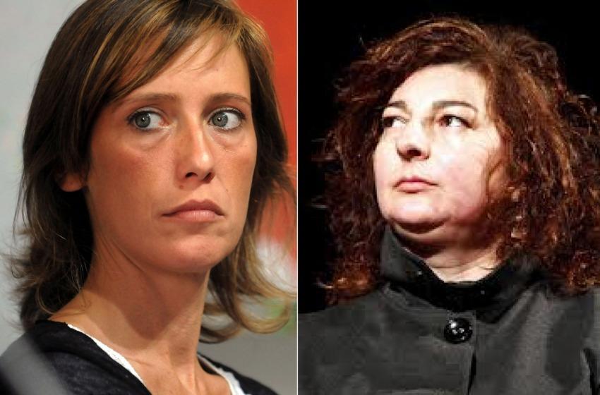 Ilaria Cucchi e Patrizia Aldovrandi cittadine aquilane