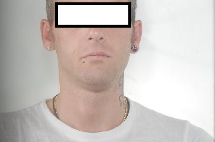 Incastrato dal tattoo ladro della Stazione Centale