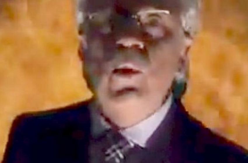 Crozza interpreta l'inferno con Antonio Razzi (Il Video)