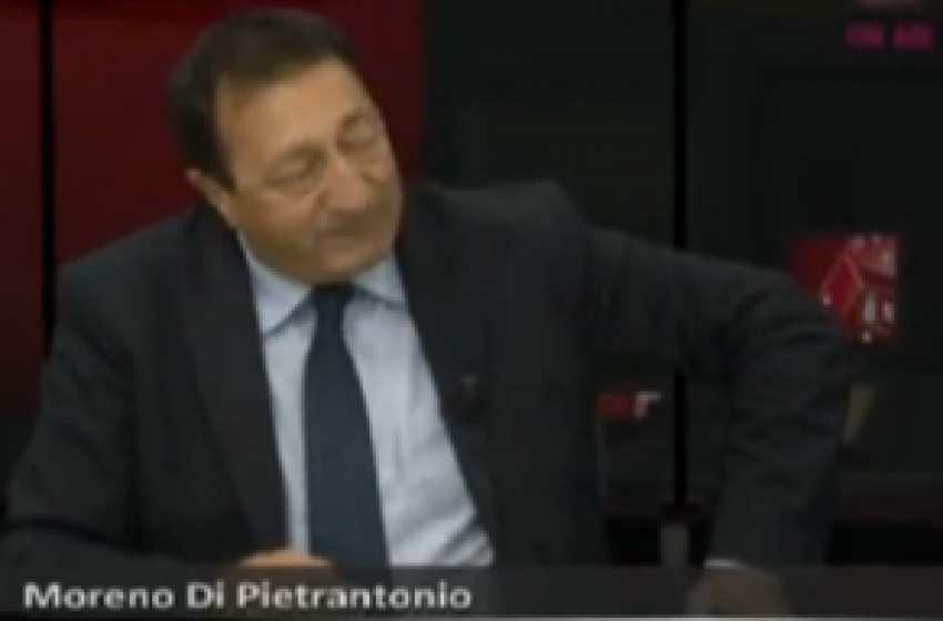 """Moreno, l'ultras dei """"democrat"""" pronto alla sfida"""