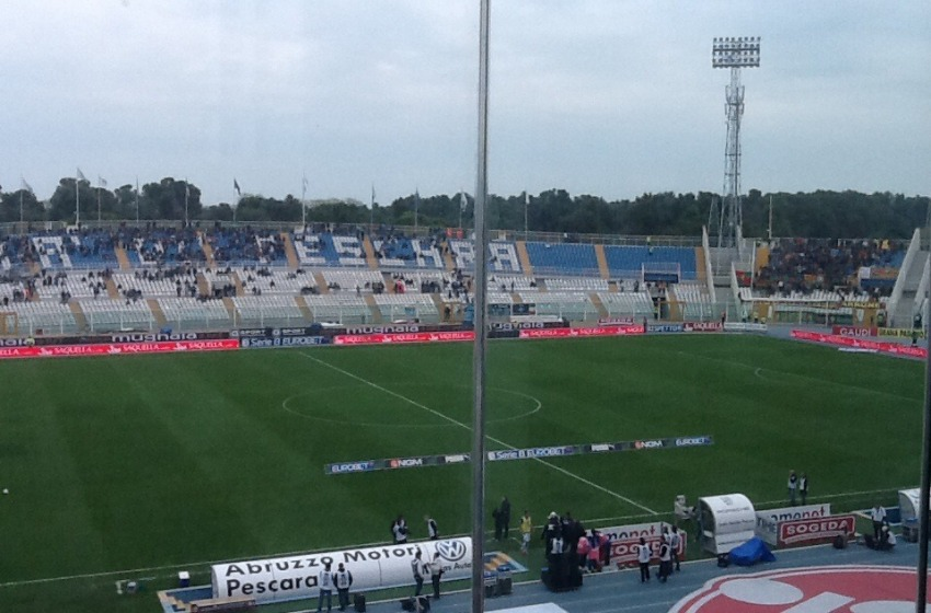 Pescara-Ternana live: 2 a 1. SuperPippo goool!