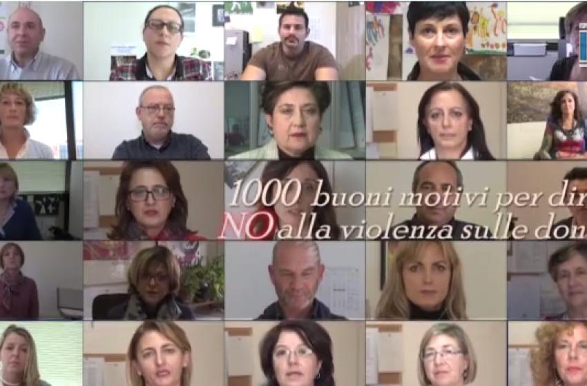Lo spot regionale contro la violenza sulle donne