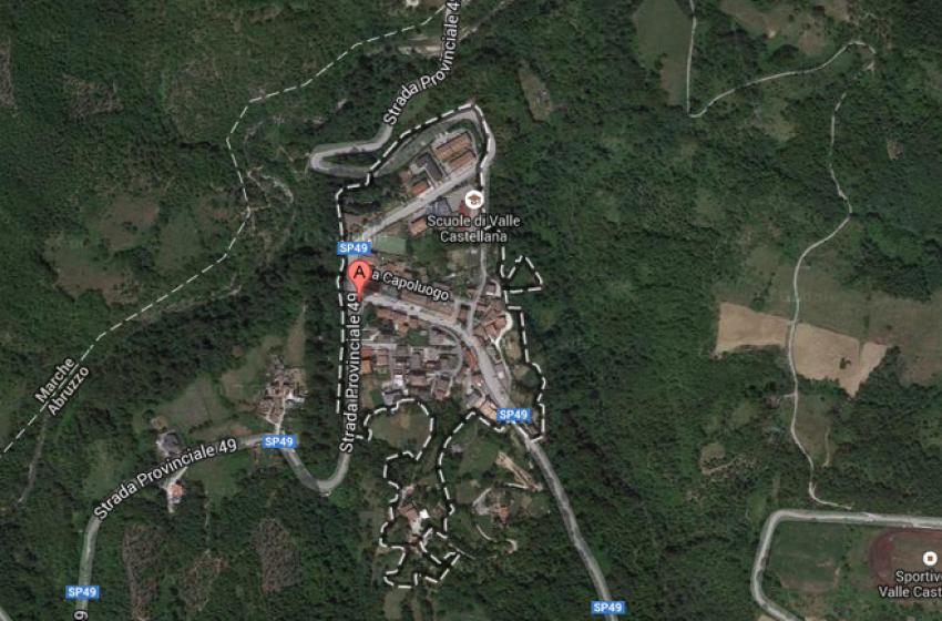 Valle Castellana isolata. Appello del vicesindaco D'Angelo